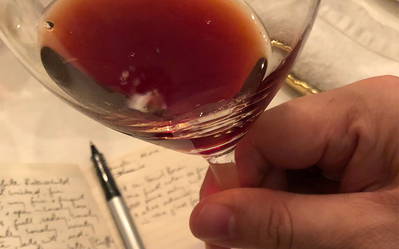 THE CENTENARY FLIGHT – A last post for five first growth 1918 Bordeaux