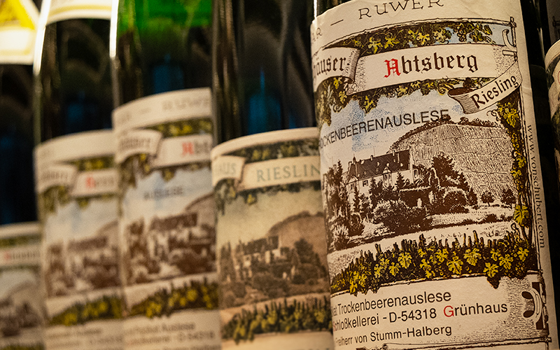 Wine Dinner with Host Maximin von Schubert