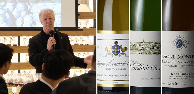 Understanding Meursault, Puligny-Montrachet & Chassagne-Montrachet with special guest Allen Meadows