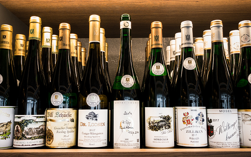 Join Us For Our Annual Auktion Riesling Tasting - 2017 Vintage, Saturday, 13th April