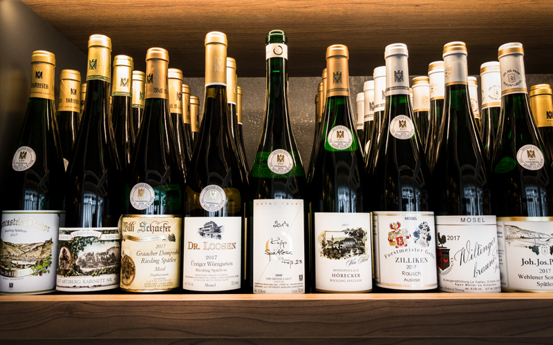 Auktion Riesling Tasting