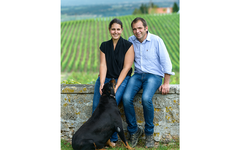 Meet the Winemakers: Domaine SEROL Tasting At Our New Shop, with Carine and Stéphane Sérol
