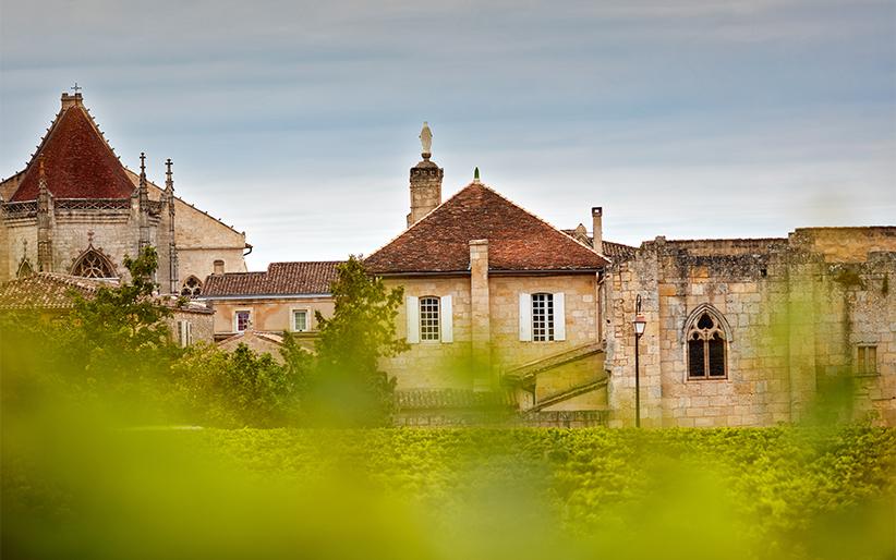 Château Couvent des Jacobins and