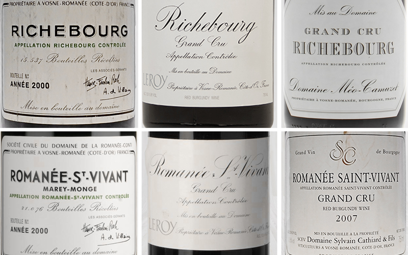 Dinner in Beijing: An In-Depth Look at Richebourg and Romanée-Saint-Vivant