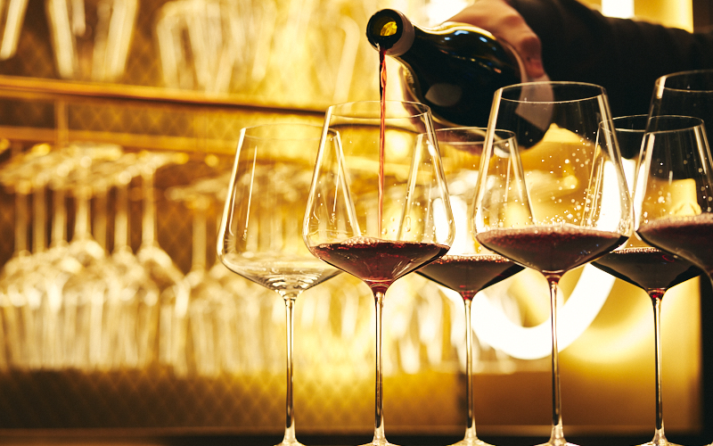 Come Visit The New Fine Wine Experience Wine Lounge and Shop, at K11 Musea