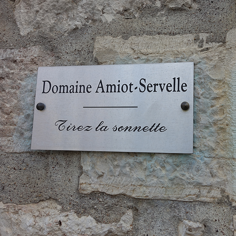 Domaine Amiot-Servelle