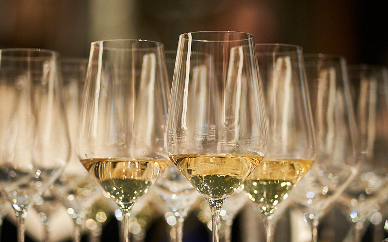 1995 Champagne 25 Years On Wine Dinner