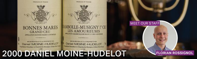Fine Wine Friday: 2000 Daniel Moine-Hudelot