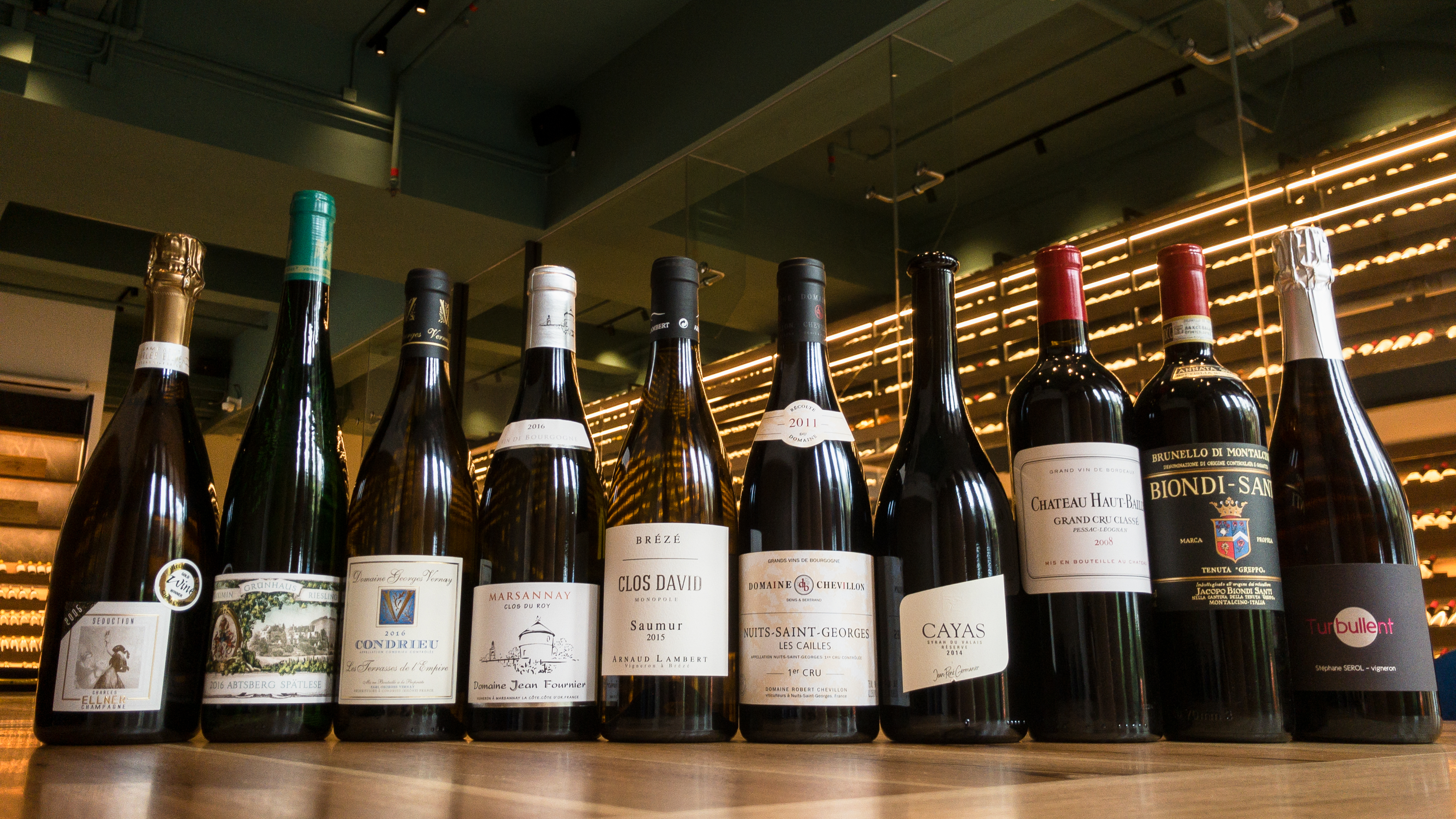 Wine & Food Pairing: A Former Sommelier's Perspective