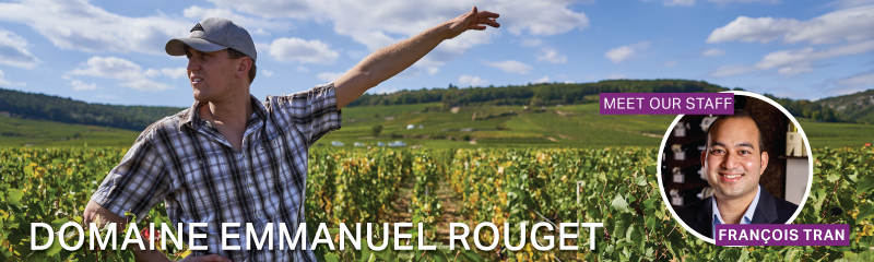 Fine Wine Friday: Domaine Emmanuel Rouget