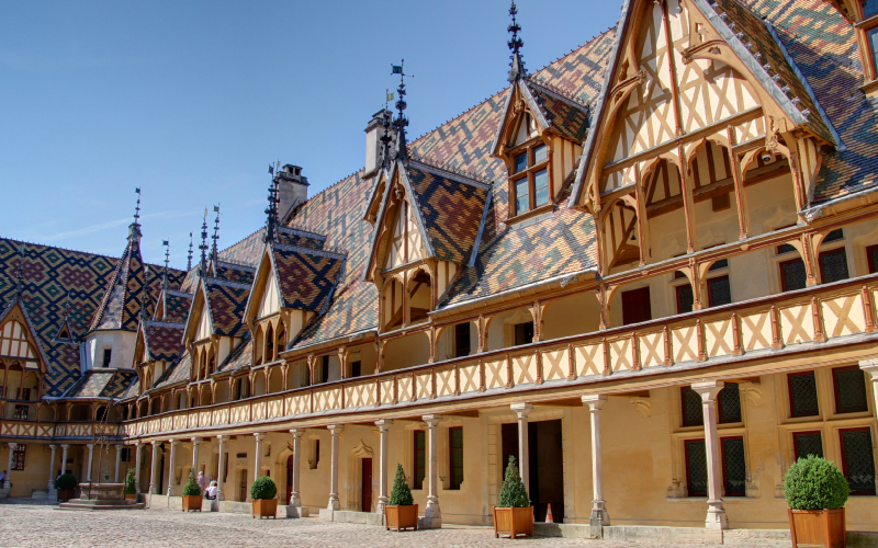 Hospices de Beaune Burgundy Dinner with Jasper Morris MW and the Hospices de Beaune Director