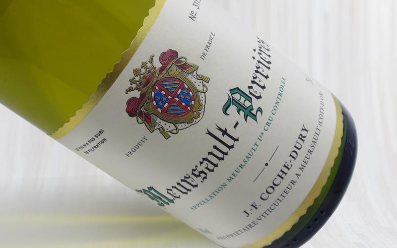 2018 BURGHOUND SYMPOSIUM SHANGHAI - Domaine Coche-Dury 2002 & 2007 Wine Dinner with Allen Meadows (DAY 3)