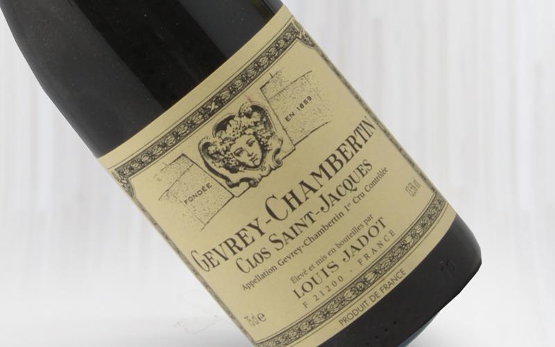 BEIJING DINNER: Gevrey Chambertin 1er Cru 'Clos St-Jacques'