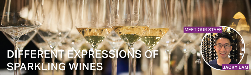 Fine Wine Friday: Different Expressions of Sparkling Wines