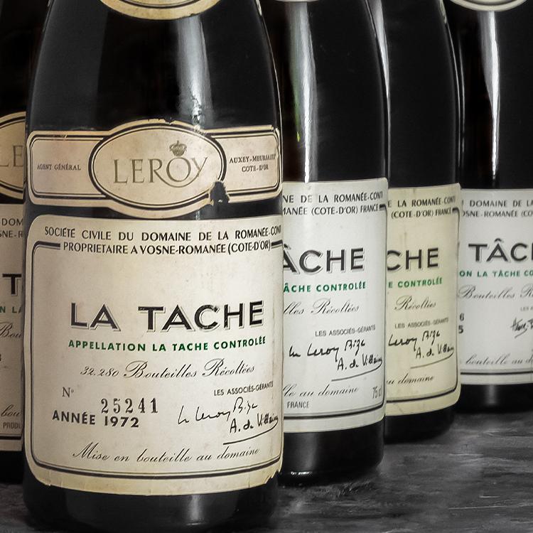 1972 La Tache