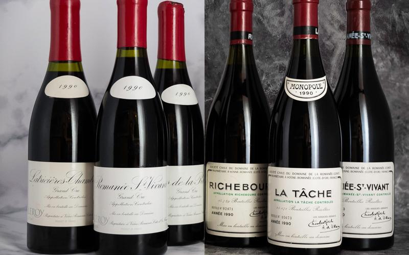 2019 BURGHOUND SYMPOSIUM SHANGHAI: 1990: Domaine Leroy &  Domaine de la Romanée-Conti Wine Dinner with special guest: Allen Meadows