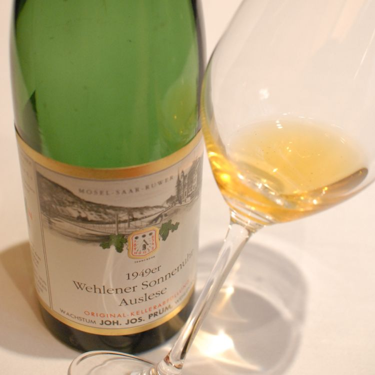 Mature German Riesling