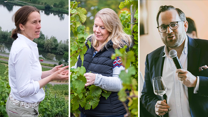 Get to Know the 2019 Vintage for Mosel Riesling over Lunch with Special Guests Joining Via Zoom – Katharina Prüm, Dorothee Zilliken and Maximin von Schubert