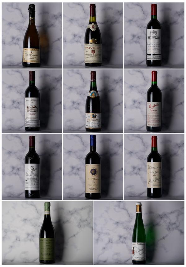 Beijing | Around the World: 1990s Wine Dinner