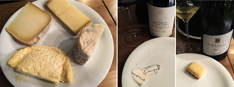 Wine and Cheese Pairing Class with Antoine Zaruba of The Cheese House and Alex