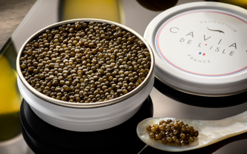 Caviar and Champagne Shop Tasting! Wednesday Evening, 6th June
