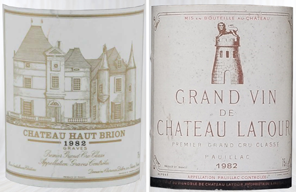 The Fine Wine Experience in Beijing: Château Latour v Château Haut-Brion Dinner