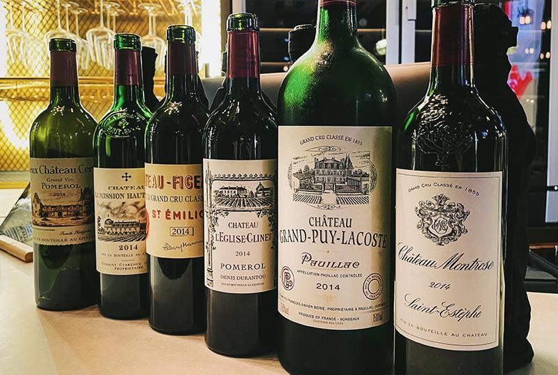2014 Bordeaux – Big Rewards in the Top Picks
