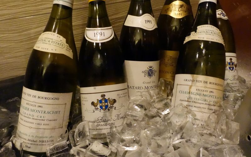 1991 Burgundy – 25 Years On
