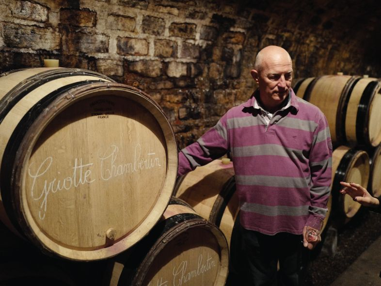 IN REVIEW: The Fine Wine Experience Burghound Symposium: Domaine Claude Dugat Charmes-Chambertin & Griotte-Chambertin Dinner