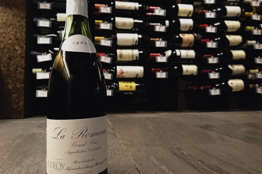 TFWE in Bangkok: Four Decades of La Romanée Grand Cru Dinner