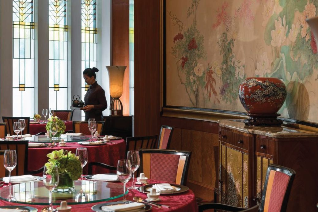 TFWE in Shanghai: Four Decades of Château Lafleur Dinner